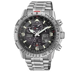 RELOJ CITIZEN RADIOCONTROL SUPER PILOT JY8100-80E